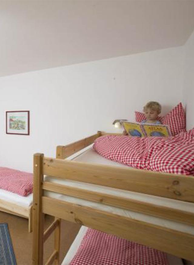 Matratzenlager kinderzimmer  BauernhofTouren - Wissenswertes zur Übernachtung und den Mahlzeiten